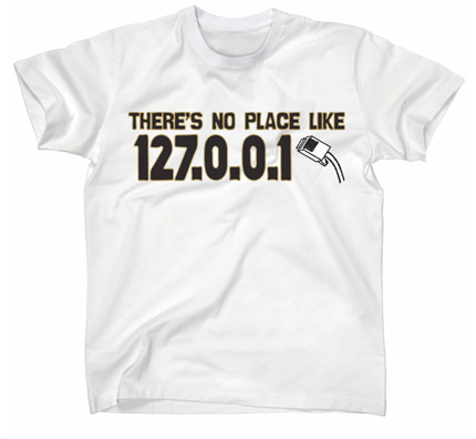 Theres no place like home shirt