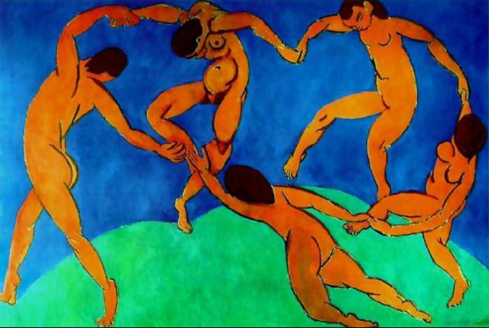 Henri Matisse The Dance