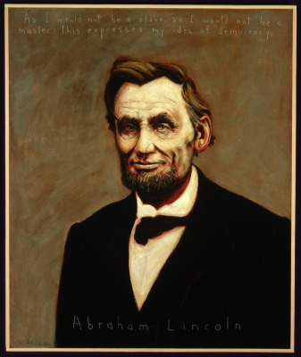 Abraham Lincoln (painting)