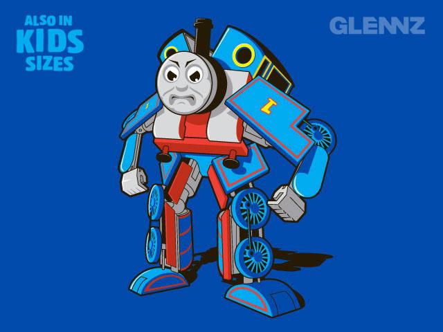 Thomas the Transforming Tank Engine