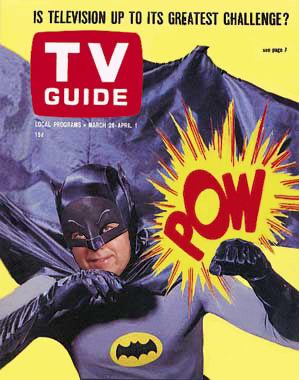 Batman on TV Guide