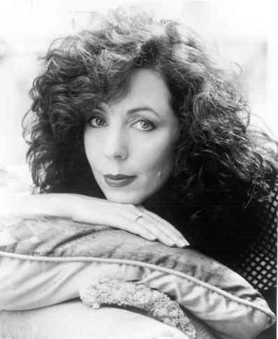 Rita Rudner black and white
