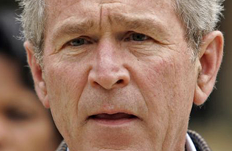 george w bush family guy. President George W. Bush.