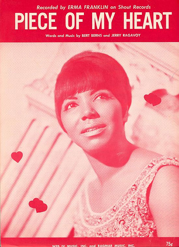 Erma Franklin Piece of My Heart