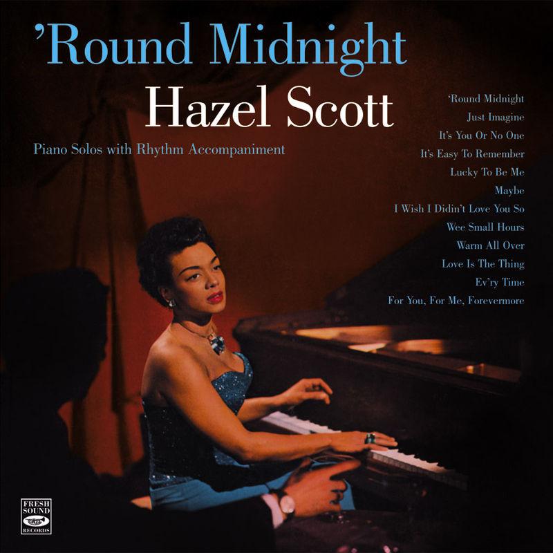 Hazel Scott Round Midnight album cover