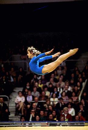 Olga Korbut 1972 Olympics