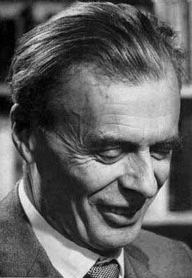 Aldous Huxley profile