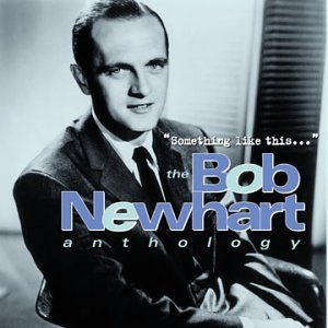 Bob Newhart Anthology cover