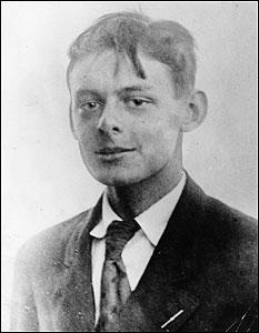TS Eliot 1920s