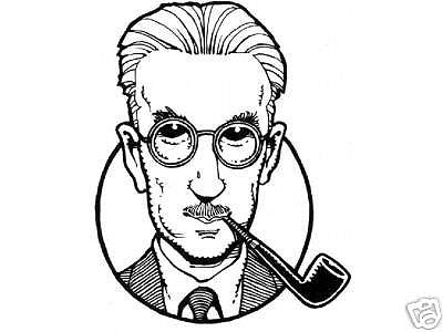 James Thurber cartoon by Geary