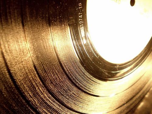 Vinyl record by Sanjuro5846