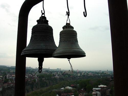Church bells from Shioshvilli photostream