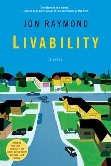 Livability cover by Jon Raymond