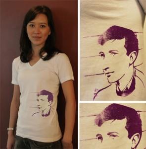 John Updike T-shirt