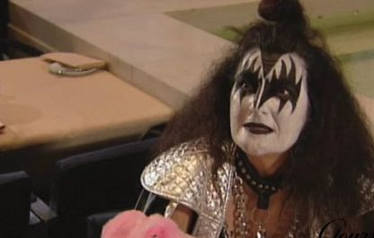 Ruth Reichl as Gene Simmons
