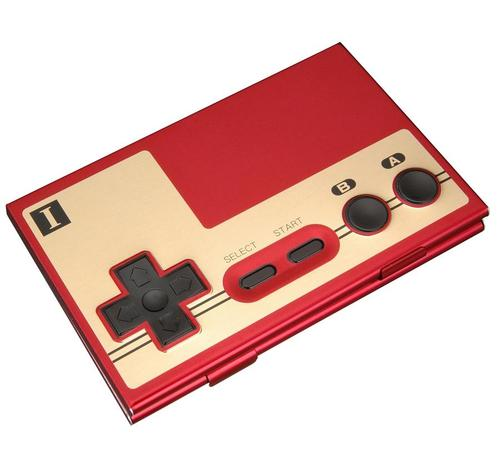 NES controller business card case from Boing Boing