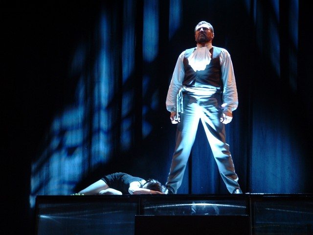 Opera performance Don Juan