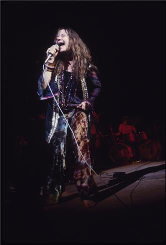 Janis Joplin Henry Diltz Woodstock 1969