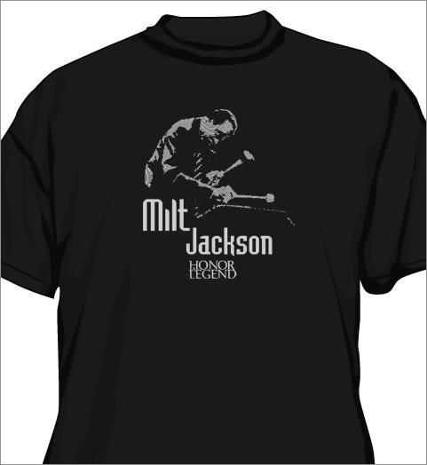 Milt Jackson T-shirt