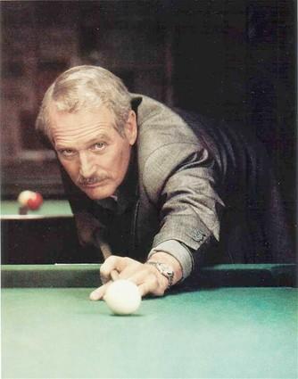 Paul Newman Color of Money