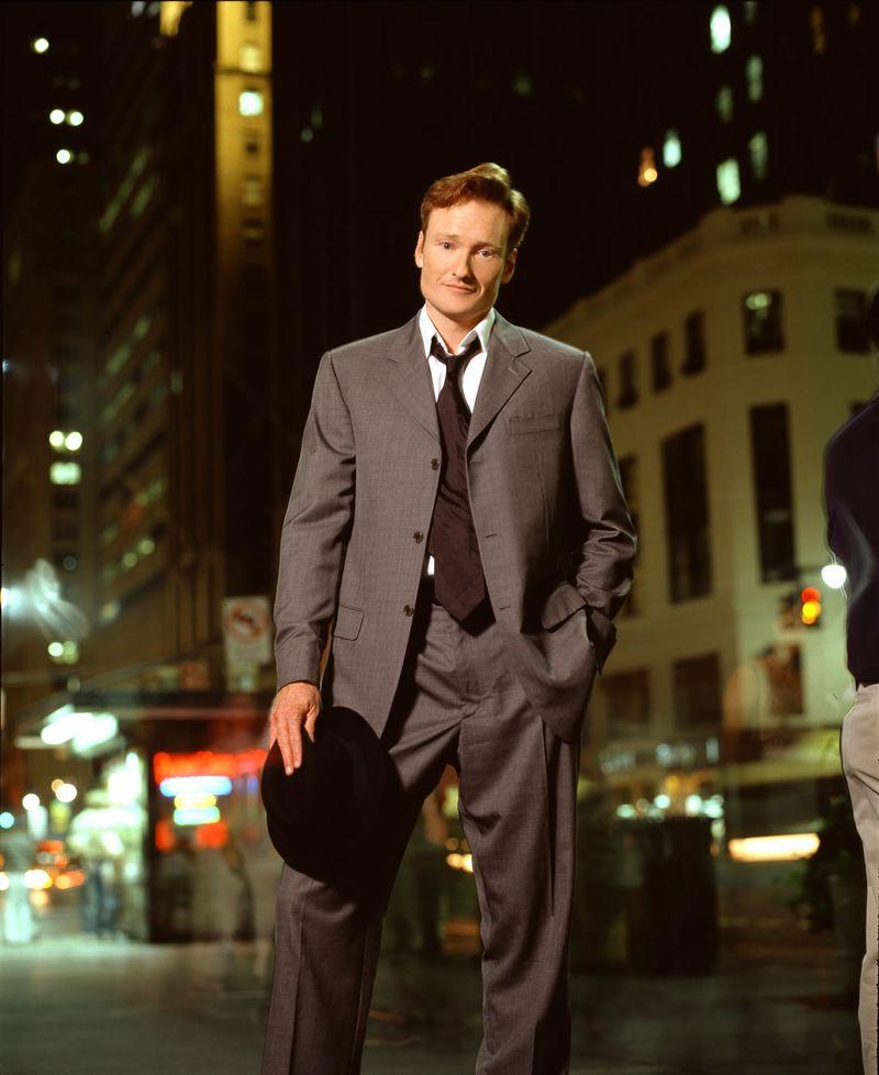 Conan O'Brien night
