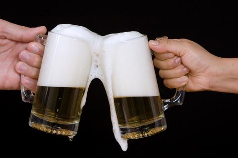 Beer steins from Rock-toberfest