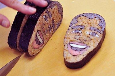 Barack Obama sushi