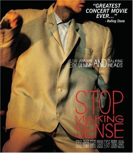 Stop Making Sense Blu-Ray