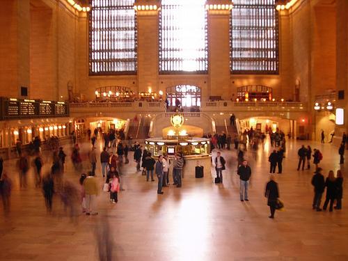 Grand Central Station from easilyimpressed Flickr stream