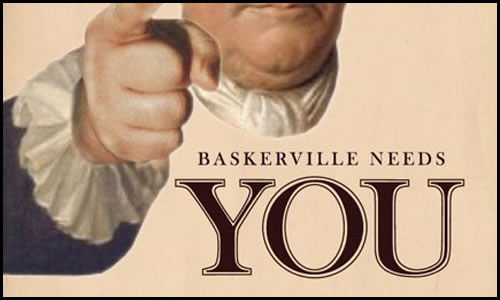 Baskerville Needs You