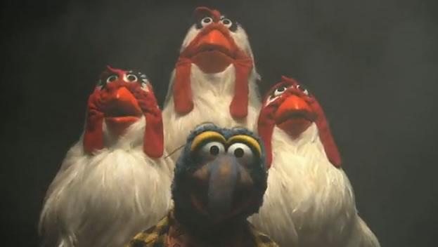 Gonzo chickens Muppet Bohemian Rhapsody