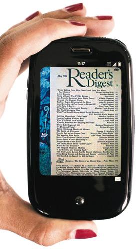 Reader's Digest phone NYT