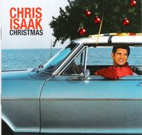 Chris Isaak Christmas CD cover