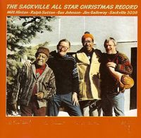 Sackville All Star Christmas Record