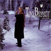 Tony Bennett Snowfall CD cover