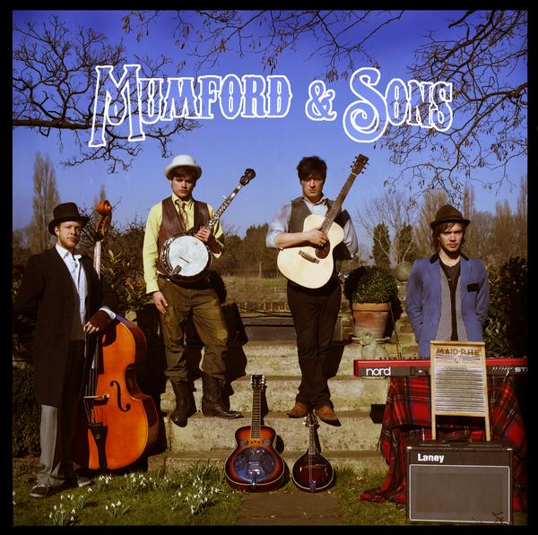 Mumford and Sons cover