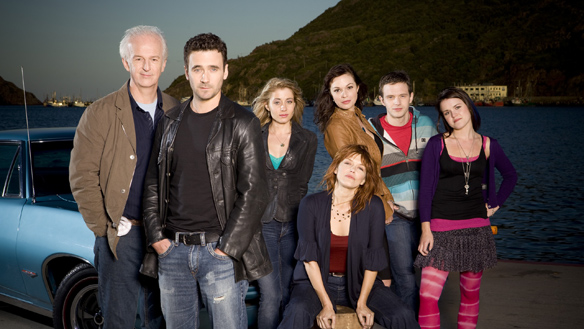 Republic of Doyle cast shot