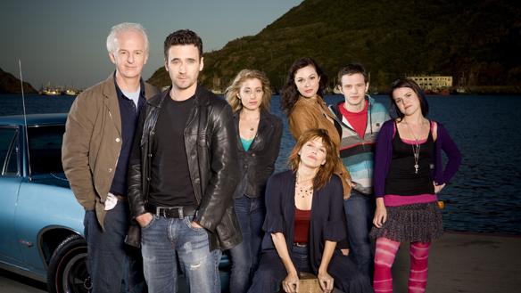 Republic of Doyle cast shot