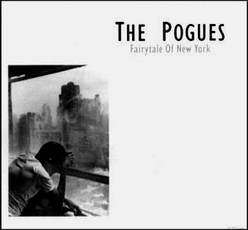 Pogues single cover Fairytale of New York