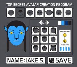 Tee Fury Avatar creation shirt