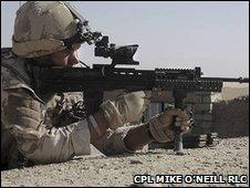 BBC soldiers Iraq