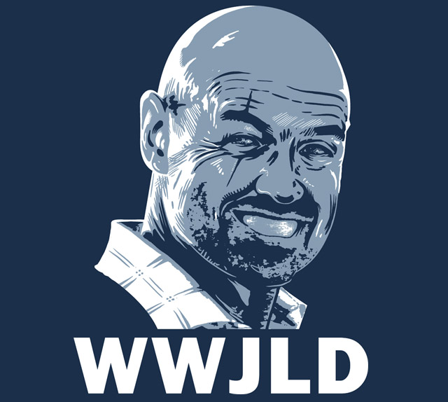 TeeFury WWJLD What Would John Locke Do