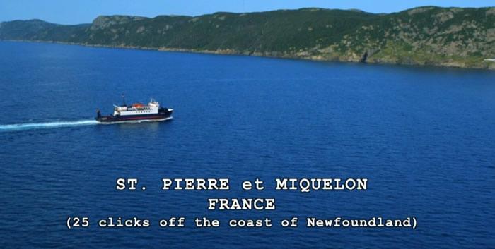 St Pierre Republic of Doyle screengrab