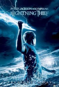 Lightning Thief movie poster