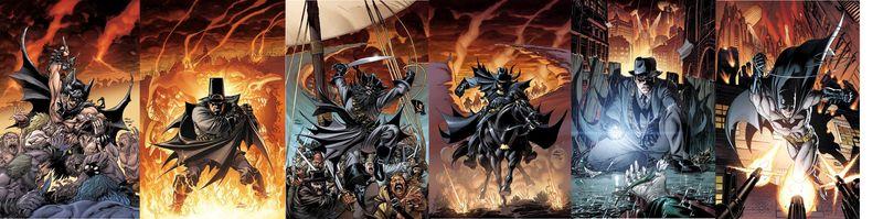 Batman History Montage