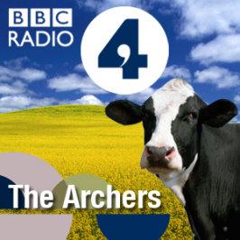 BBC The Archers podcast logo