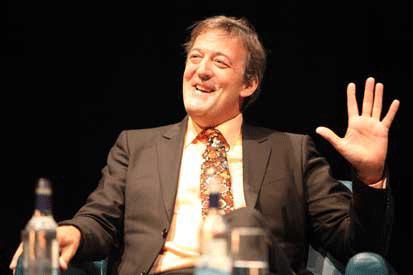 Stephen Fry November 2009