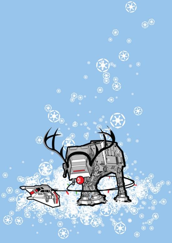 Merry Hothmas T-shirt