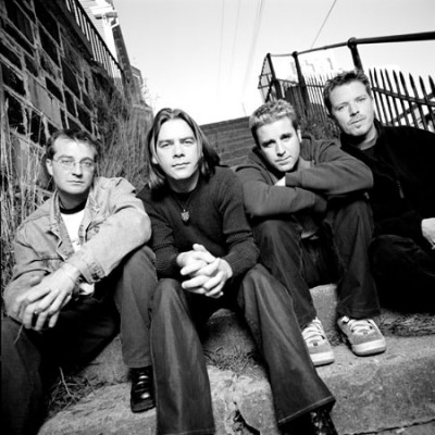 Great Big Sea as quartet