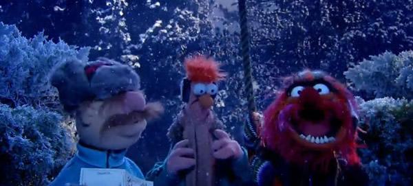 Swedish Chef, Beaker Animal Carol of the Bells Muppets